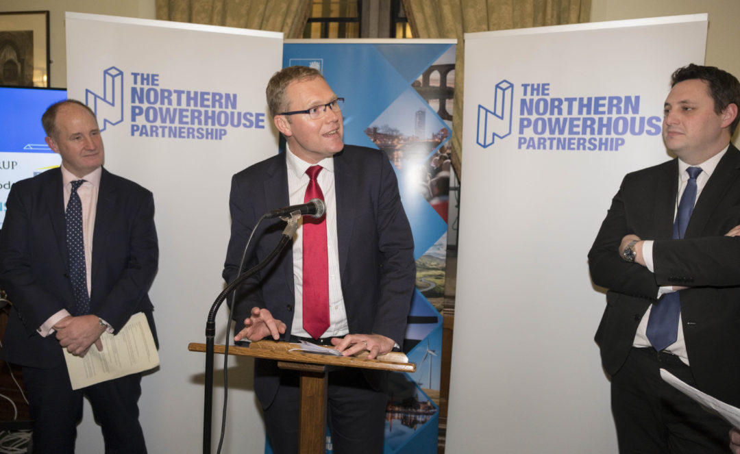 England, UK . 27.11. 2017. London . House of Commons. Northern Powerhouse All Party Parliamentary Group Launch Reception.