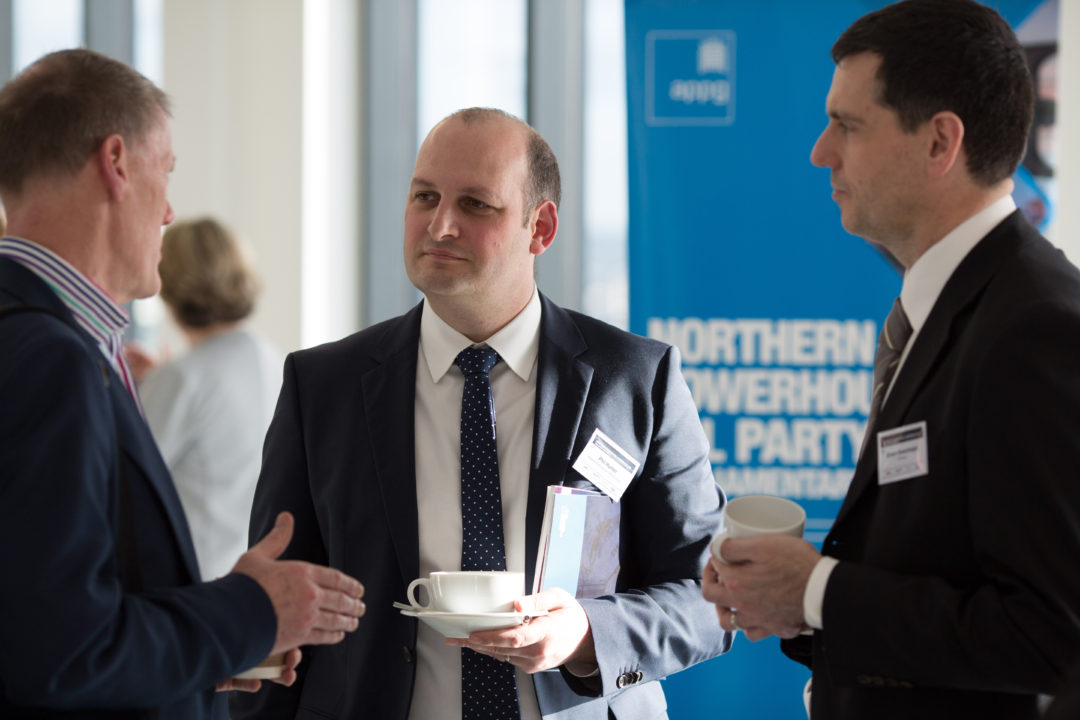 02/02/18 Leeds - Northern Powerhouse Education and Skills Conference Leeds